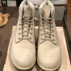Timberland x Social Status Cream boot